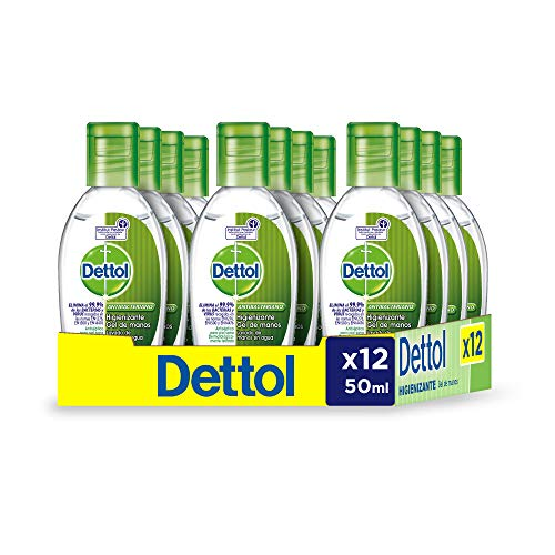 Dettol Gel higienizante de manos -  50 ml