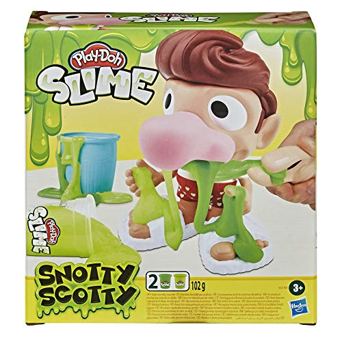Play-Doh- Snotty Scotty (Hasbro E6198EU4)
