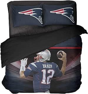 Best patriots queen size bedding set Reviews