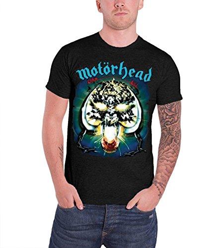 Motorhead T Shirt Overkill Album Cover Warpig Logo offiziell Herren Nue