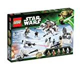 LEGO Star Wars Empire Strikes Back Battle of Hoth Exclusive Set #75014