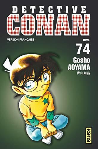 Détective Conan, tome 74