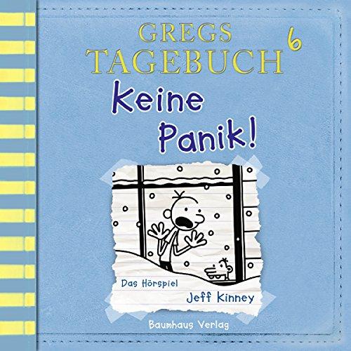 Keine Panik (Gregs Tagebuch 6) cover art
