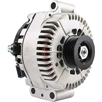 New DB Electrical Alternator AFD0045 Replacement for 4.0L 5.0L Ford Explorer 1996-2004, GT 2005-2006, 4.0L 5.0L Mercury Mountaineer 1997-2004 F77U-10300-AB F77U-10300-AC 7787