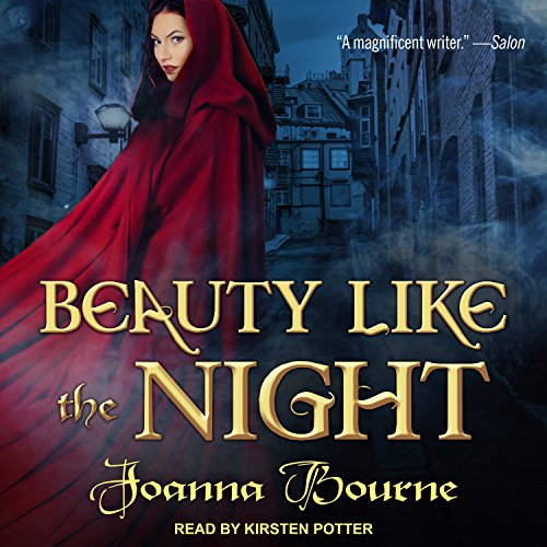 Beauty Like the Night audiobook cover art