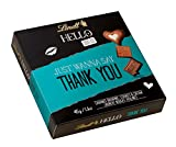 Lindt HELLO Thank you Pralinen, 45g, vier aufregende Pralinen von Lindt HELLO, 5er Pack (5 x 45 g)