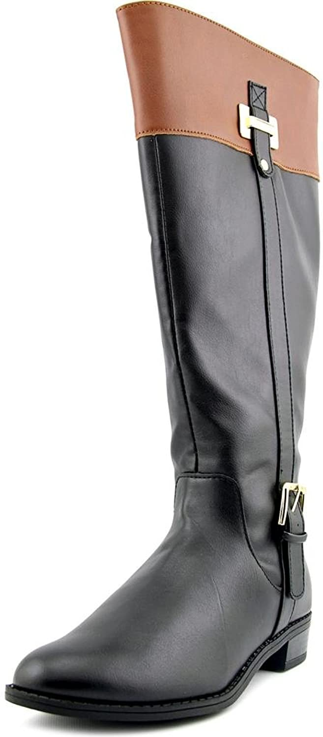 Karen Scott Womens Deliee Closed Toe Knee High Fashion Boots(Certified Refurbished)