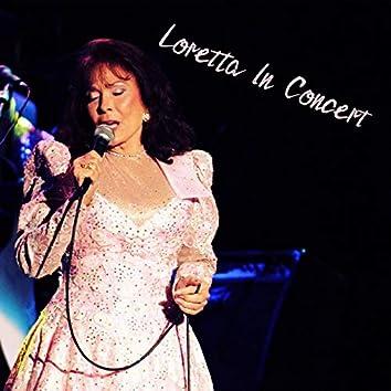 Loretta in Concert
