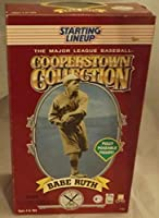 1996 Babe Ruth 12 Inch MLB Cooperstown Collection Starting Lineup Figure