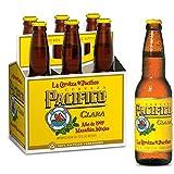 Pacifico Clara, 6 pk, 12 oz bottles, 4.4% ABV