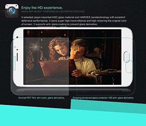 Kepuch Huawei Nova 2S Schutzfolie Displayschutzfolie - 2 Stück 9H Panzerglas Folie Screen Protector Retail-Verpackung für Huawei Nova 2S - 6