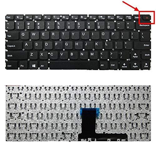 New English Laptop Keyboard for Lenov V310-14isk V110-14AST V310-14IKB E42-80 110-14 310-14 US (Take Away Key) -  WYDZKJ