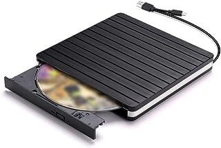 MUMUWU External DVD Drive Optical Drive USB 3.0 CD ROM Player CD-RW Burner Writer Reader Recorder Portatil