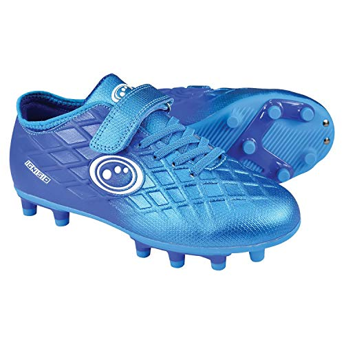 OPTIMUM Unisex Kid's Ignisio Football Boot, Arctic Blue, UK Child 10