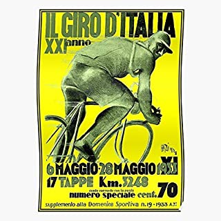 Art Nouveau Travel Italia Top Selling Handmade Home Decor Poster