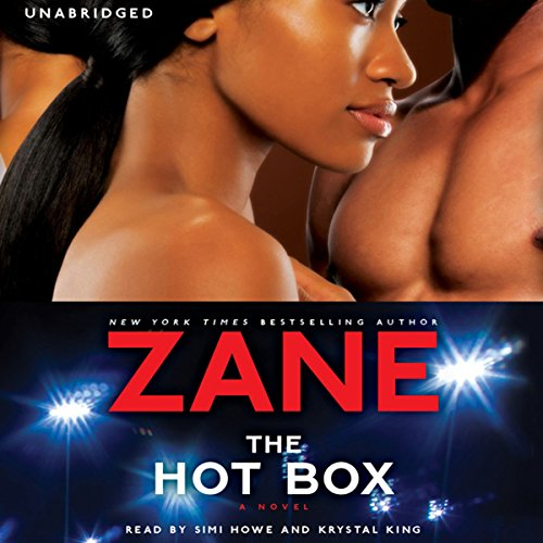 The Hot Box audiobook cover art