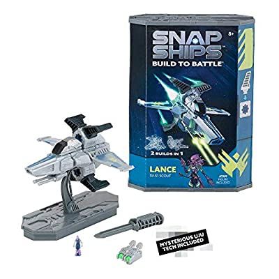 PlayMonster Snap Ships Lance SV-51 Scout by PlayMonster