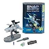 Snap Ships Lance SV-51 Scout -- Construction Toy for Custom Building and Battle Play -- Ages 8+
