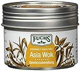 Fuchs Gewürze Asia Wok Gewürzzubereitung für die schnelle, asiatische Küche in der wiederverwendbaren Dose, 3er Pack (3 x 45 g)