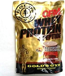 GOLD'S GYM ホエイプロテイン ダブルチョコレート風味 2kg [その他]