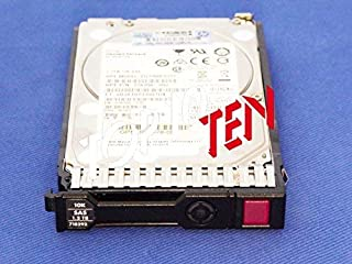 Disco Duro 2.5, 1200 GB, 10000 RPM Hewlett Packard Enterprise 873036-001