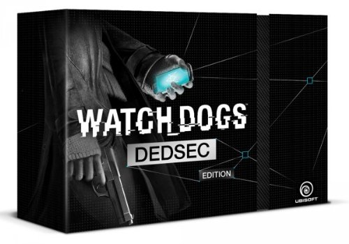 Watch Dogs - DEDSEC Edition