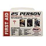 Best First Aid kits - Rapid Care First Aid RC-25MAN-W 25 person 166 Review