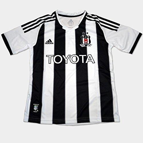 adidas D03366 BJK 13 Kids Rep Jersey SS Besiktas Istanbul Trikot 2013/14
