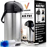 Best Coffee Airpots - ONE DAY SALE! - Thermal Coffee Airpot Review