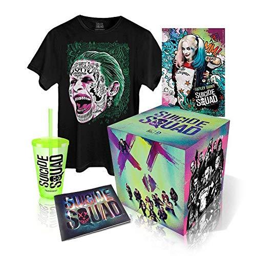 Kit Gift Box Esquadrão Suicida P