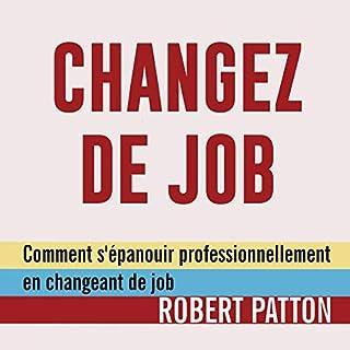 Page de couverture de Changez de job