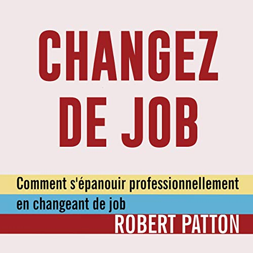 Couverture de Changez de job