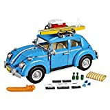 Volkswagen Original Lego Escarabajo Azul bauset Modelo de Juguete Auto Colección 6r5099320
