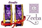 Zeeba Extra Long Premium Basmati Rice (2KG, Pack of 2)