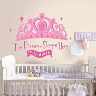 the princess sleeps here