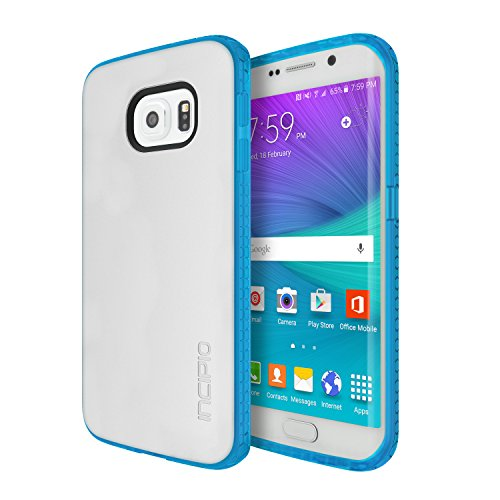 Incipio Octane Custodia per Samsung  Galaxy S6 Edge, colore Blu (Octane)