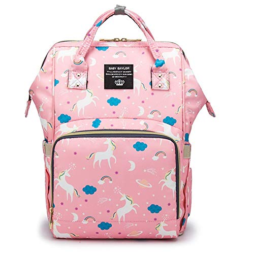 YUIOP Rucksack Mama Tasche Multifunktionale Mutter Und Baby Tasche Aus Baby Tasche Mama Tasche Windel Rucksack