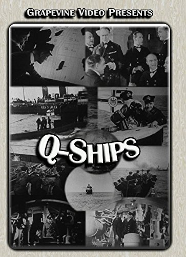 Q-SHIPS 1928 by Jack Hoxie