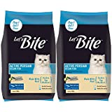 Let's Bite Active Persian Adult(+1 year) Dry Cat Food, Ocean Fish, 500gm (BUY 1 GET 1 FREE)