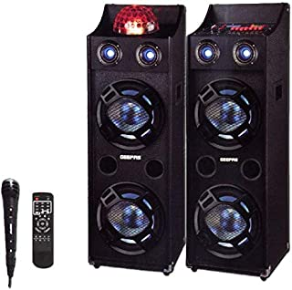 Geepas Entertainment Home Theater System (Model GMS8429)