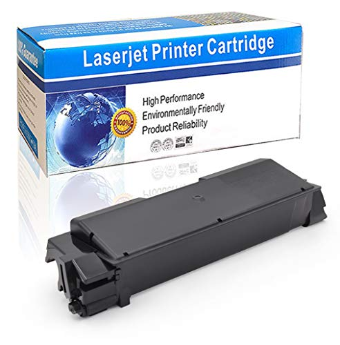 ZET Compatible Toner Cartridge Replacement for Kyocera TK-592 TK-592K FS-C5250DN FS-C2126MFP FS-C2026MFP FS-C2626 MFP FS-C2526MFP M6526CDN M6026CIDN | 1T02KV0US0 (Black, 1 Pack)