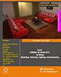 Learn CINEMA 4D Studio R18 by Doing: Modeling, Texturing, Lighting, and Rendering: Less theory, more results (English Edition)