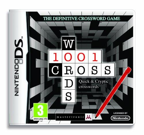Jogo 1001 Crosswords Nintendo DS