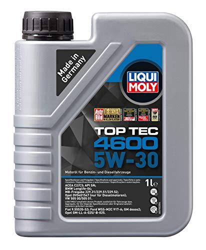 LIQUI MOLY 2315 Toptech Motoröl HC 4600 5w30 1L