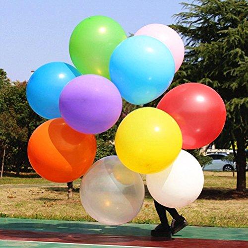 巨大なバルーン36インチ ビッグバルーン風船 ラテックス風船 パーティーの装飾 大型の風船