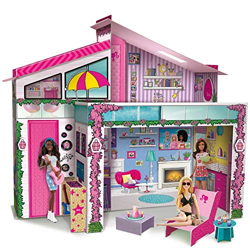 Lisciani Giochi - Barbie Dream Summer Villa con Doll, 76932