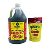 GREEN PIG Septic Tank Treatment Emergency Formula Quickly...
