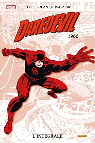 Daredevil: L'intégrale 1966 (T02)