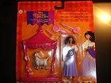 Disneys Hunchback of Notre Dame ESMERALDA ACTION FIGURE by Mattel