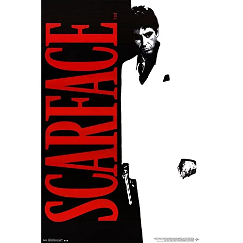SCARFACE POSTER Overdose RARE HOT NEW 24x36